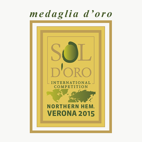 Italy: Sol d'Oro, international oil competition in Verona